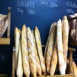 Baguettes y parisinas
